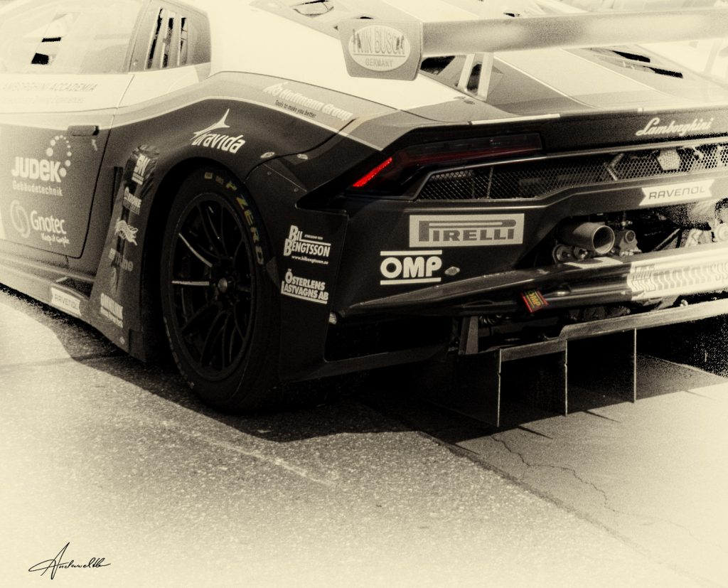 Motorsport Black&White II